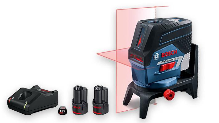 Pack laser GCL 2-50 C RM2 solo