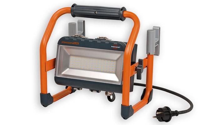 Projecteur professionalLINE LED SMD Hybride livré sans batterie, 3200 lumens