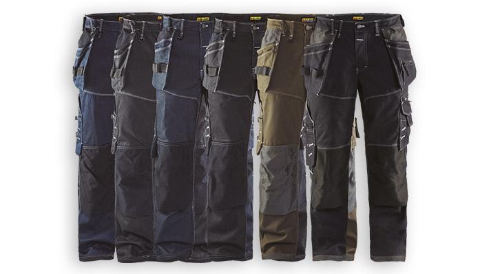 Pantalon artisan 1960