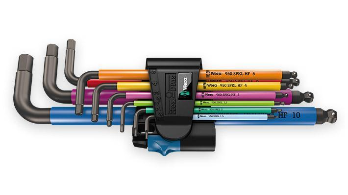 950/9 Hex-Plus Multicolour HF 1