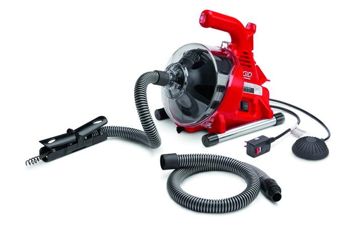 Machine de nettoyage des canalisations 230V PowerClear™